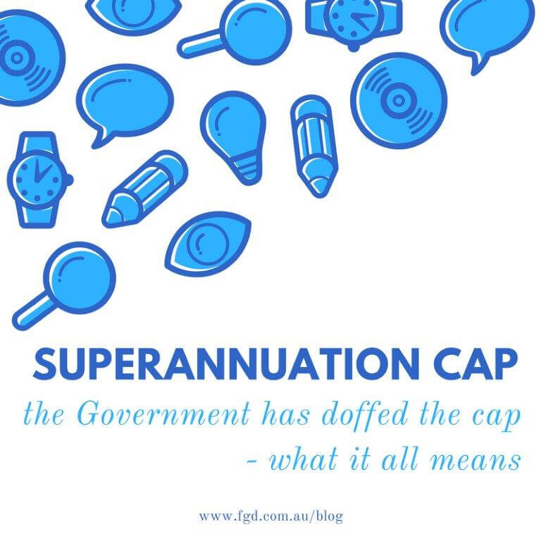 superannuation cap