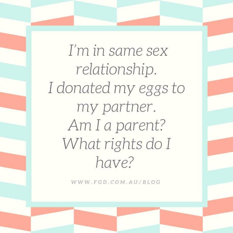 same sex parent rights