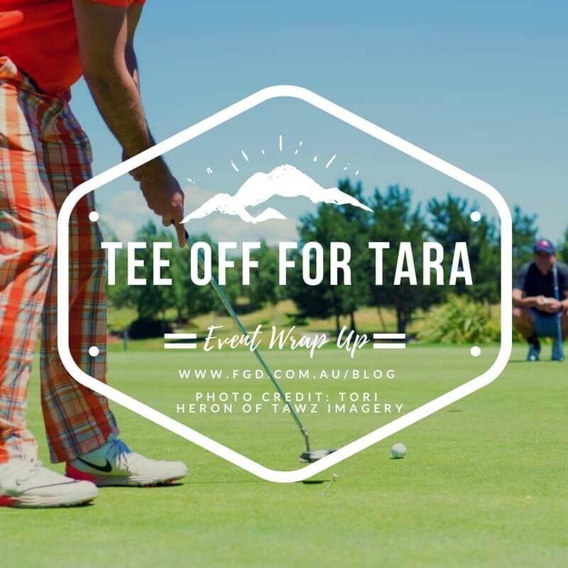 Tee Off For Tara
