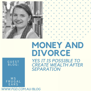 Money Divorce