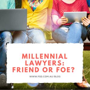 Millennial Lawyers