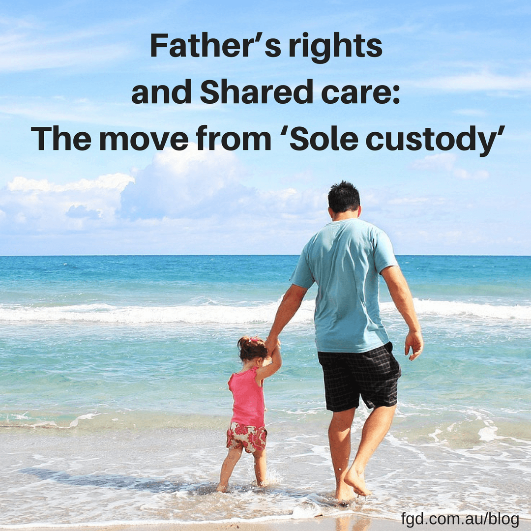 fathers rights shared custody