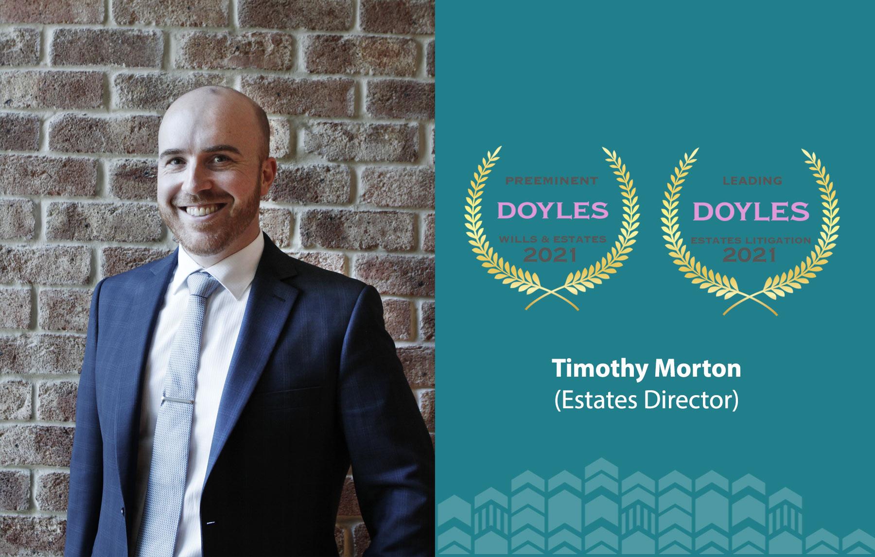Doyles Guide Tim Morton